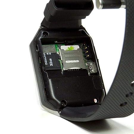 Reloj Conectado Compatible con BQ Aquaris V/VS, CEKA TECH® Reloj ...