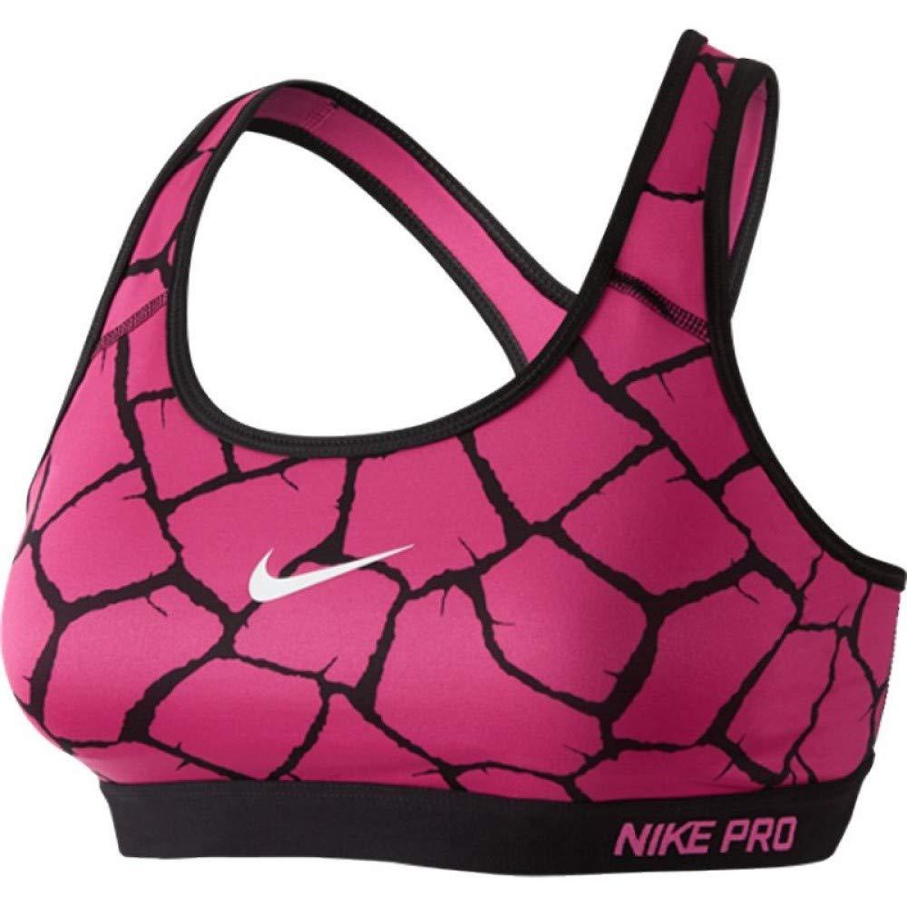 Nike Pro Classic Padded Womens Sports Giraffe Bra, XL: Amazon.es ...
