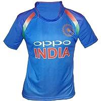 JS Indian Cricket Team ODI Jersey 2018-2019- (for Kids&Men's)