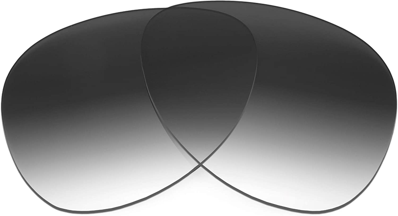 Revant Verres de Rechange pour Ray-Ban RB3293 63mm - Compatibles avec les Lunettes de Soleil Ray-Ban RB3293 63mm Dégradé Gris - Non Polarisés