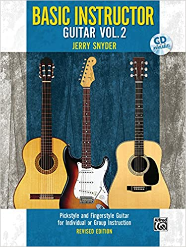 Book Basic Instructor Guitar, Book 2 (Book & CD)