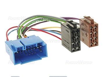 suzuki car stereo radio iso adaptor lead wiring loom amazon co uk rh amazon co uk