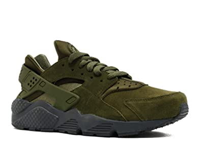 e82a71aeb8cfd Nike Men Air Huarache Run Se (Legion Green Legion Green-Anthracite) Size