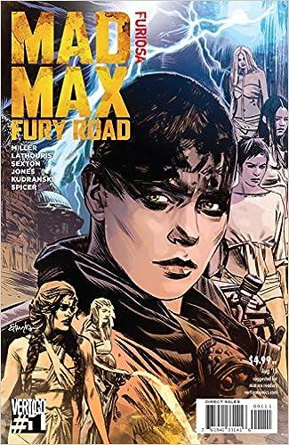 Mad Max Fury Road Furiosa #1 Comic Book: Amazon com: Books