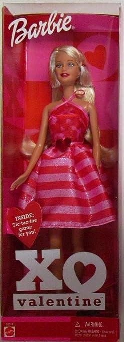xo valentines barbie