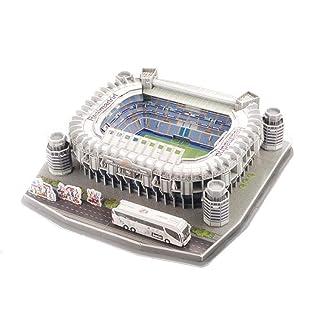 Coaste Court 3D Paper Puzzle Model - DIY Three-Dimensional Toy,6 Famous Stadium to Choose
