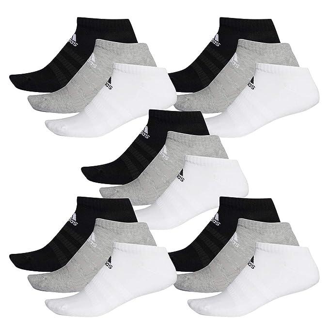 adidas Unisex Performance No-Show Thin  Pack Sportsocken weiß 3er Pack NEU