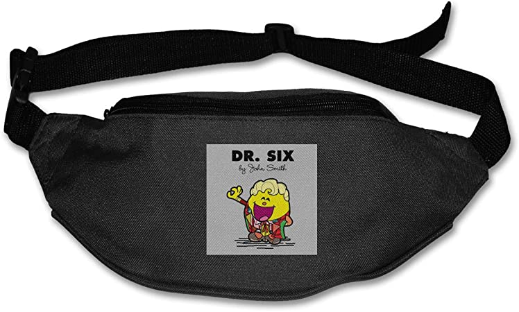 HKUTKUFGU Fanny Pack para Mujeres y Hombres Dr Six Doctor Who ...