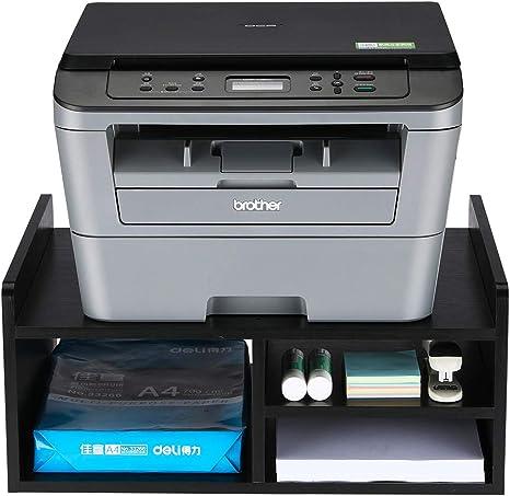 Amazon.com: PAG - Soporte para impresora con organizador de ...