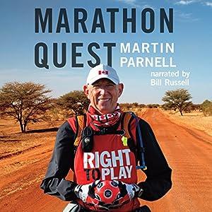 Marathon Quest Audiobook