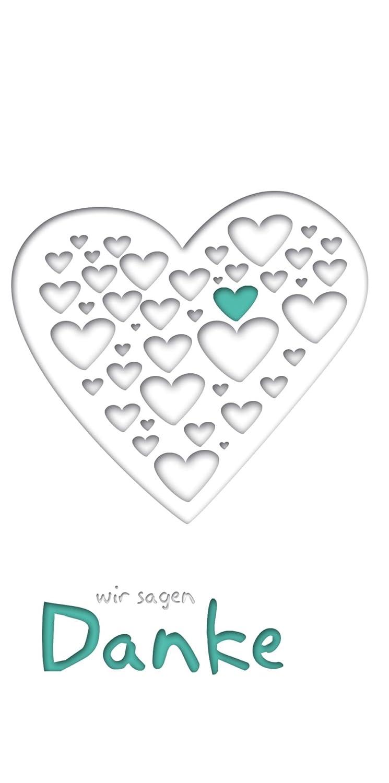 Kartenparadies Danksagung für für für Hochzeitsgeschenke Hochzeit Dankeskarte Herzform, hochwertige Danksagungskarte Hochzeitsglückwünsche inklusive Umschläge   20 Karten - (Format  145x145 mm) Farbe  RosaLeuchtend B01N7ULXWL | Günstige Bestel 640e94