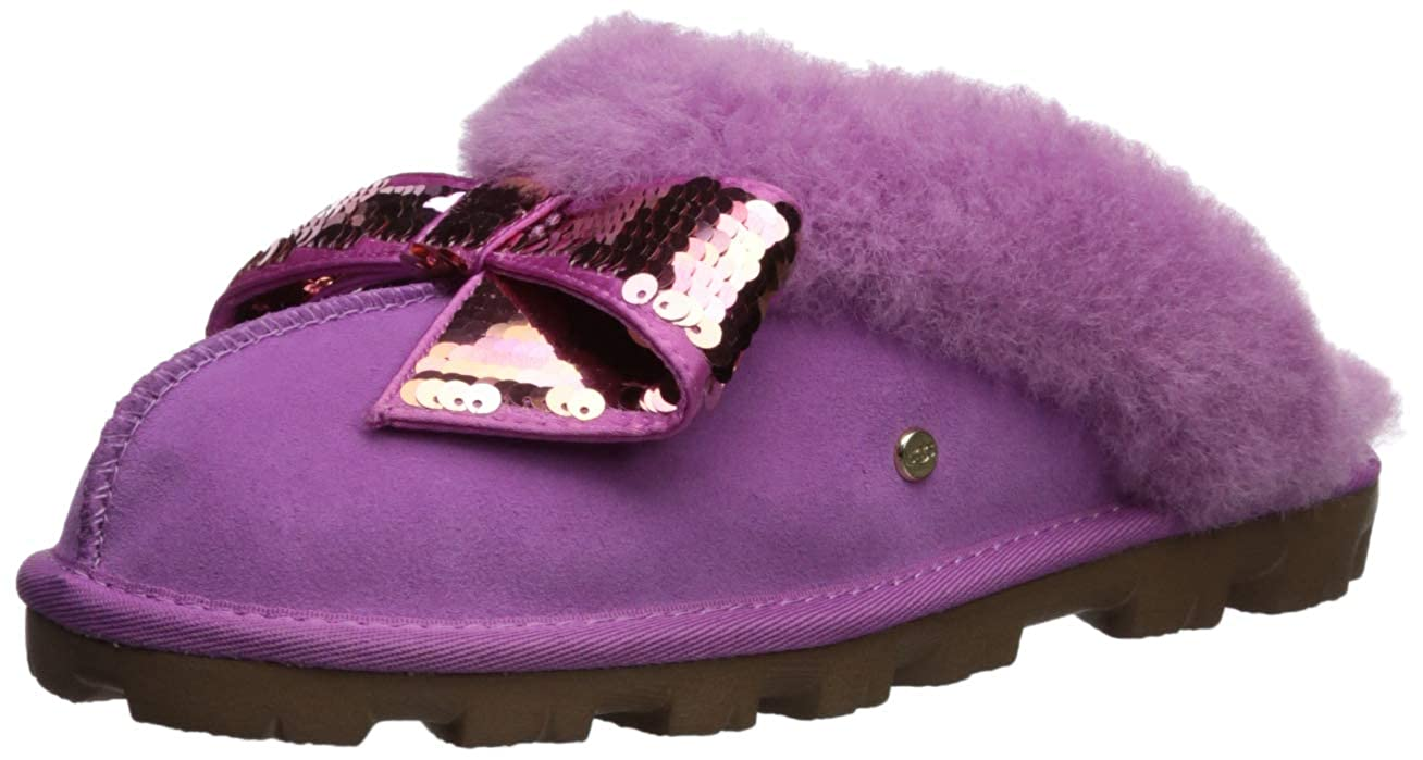 UGG Women's W Coquette Sequin Bow Slipper