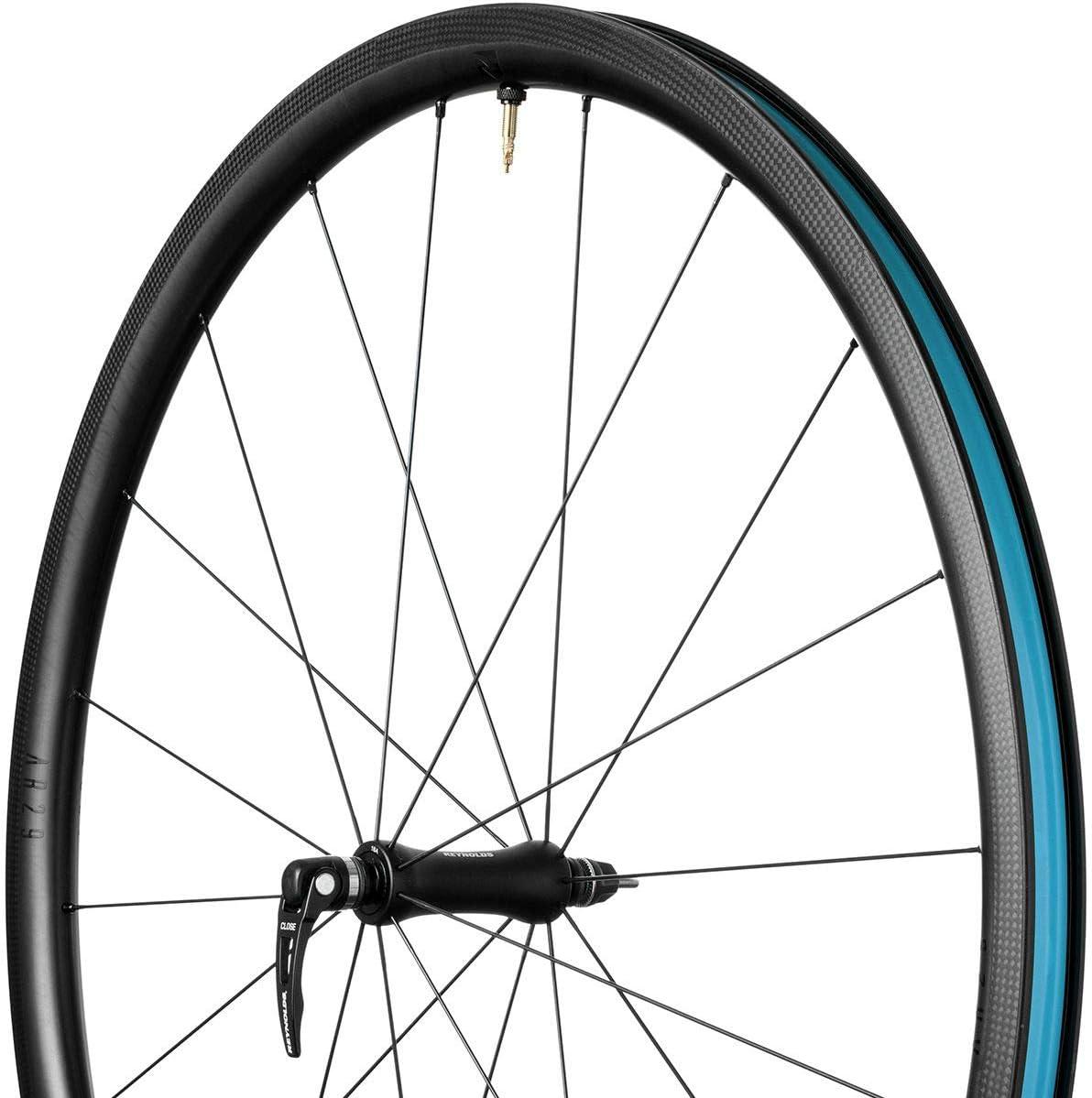 Reynolds AR29 Carbon Wheelset - Tubeless Black, Shimano, 11 Speed