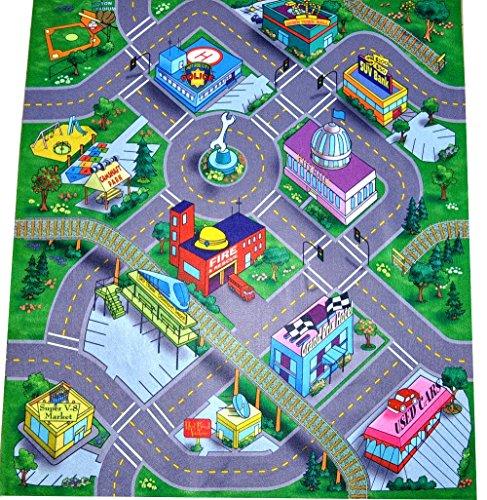 Play Road Mat - 4