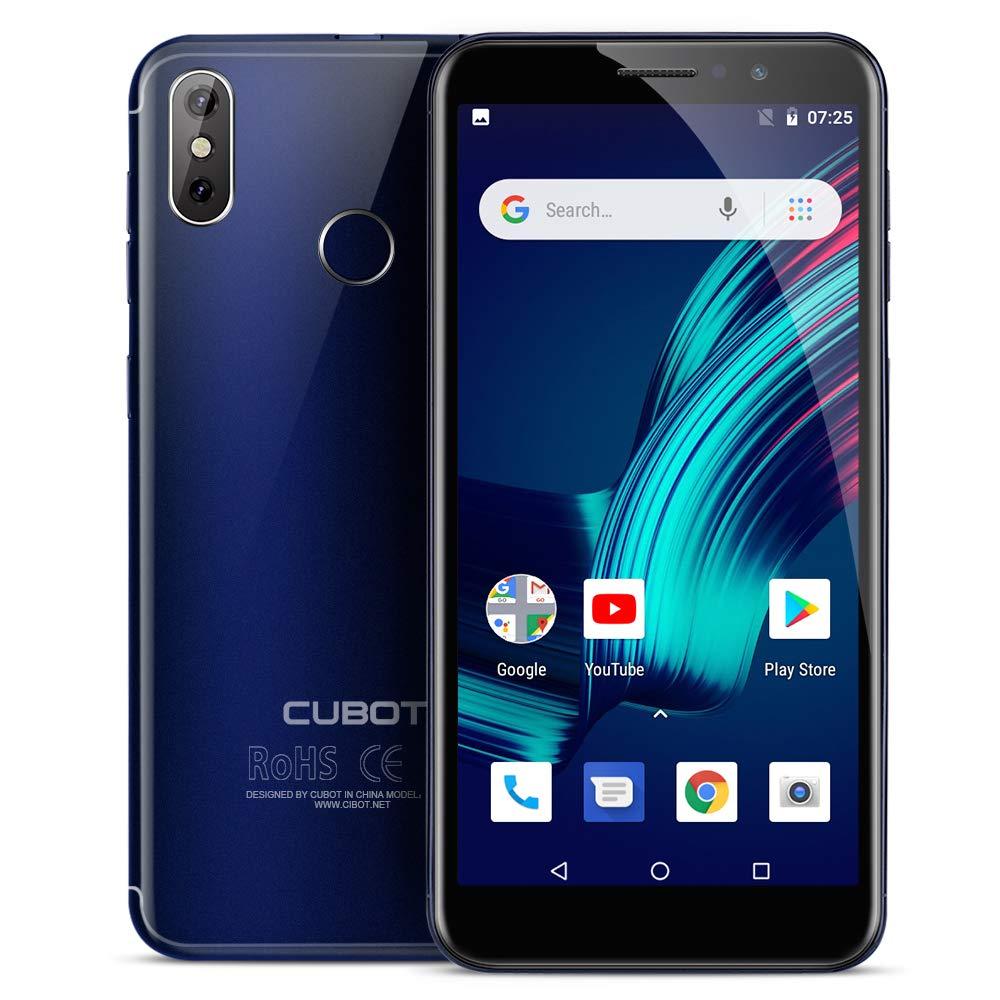 Amazon Cubot J3 Pro Android Go Simフリースマートフォン ビジネス
