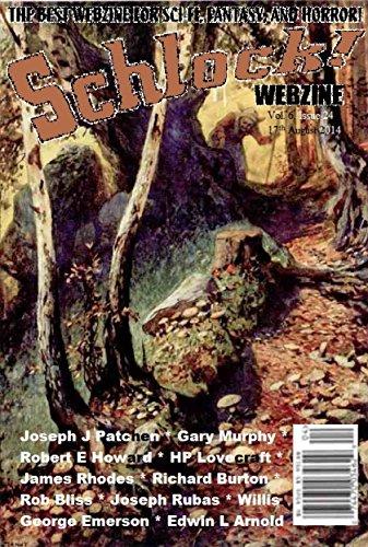 Schlock! Webzine Vol. 6, Issue 24