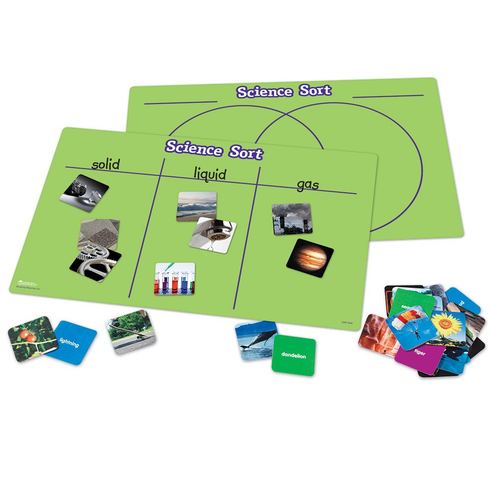 Learning Resources Science Sort Activity Set LER1642