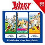 Asterix - 3-CD H??rspielbox Vol. 1 by Asterix