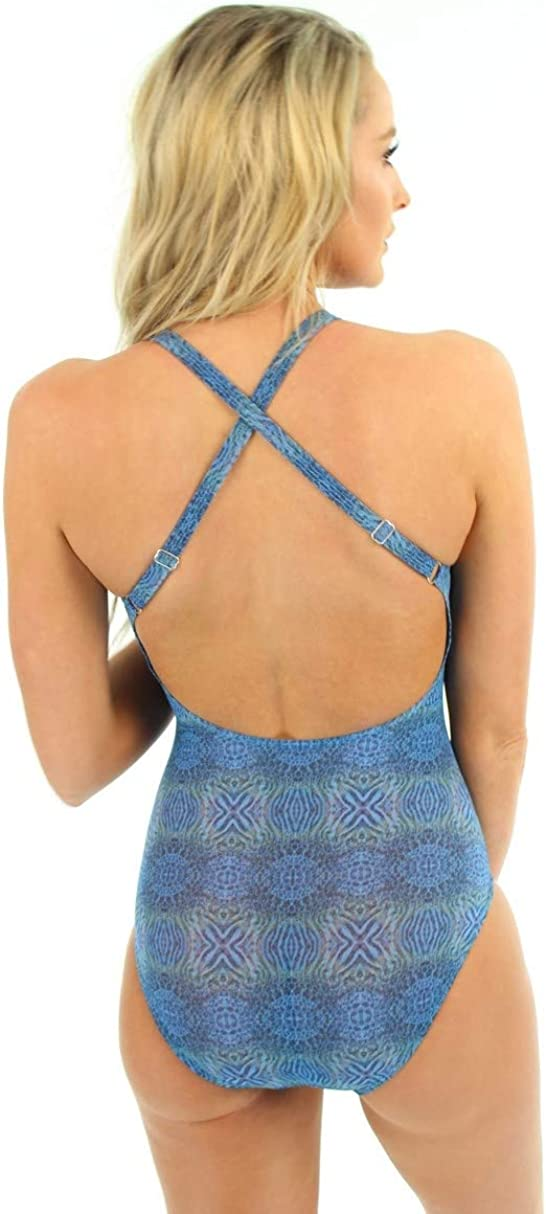 Lifestyles Direct Tan Through One-Piece with Support Cup