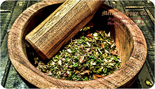 Argentinian Seasoning Chimichurri from the Blends of the Americas Collection by Merchant Spice Co