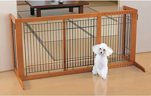 Richell Freestanding Pet Gate HL Series