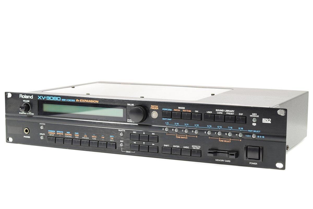 Roland / XV-3080 音源モジュール ローランド B01JRLA4OO