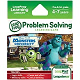 LeapFrog Disney Pixar Monsters University Learning Game (works with LeapPad Tablets, LeapsterGS, and Leapster Explorer)