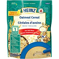 Heinz Oatmeal Cereal, 227g (Pack of 6)