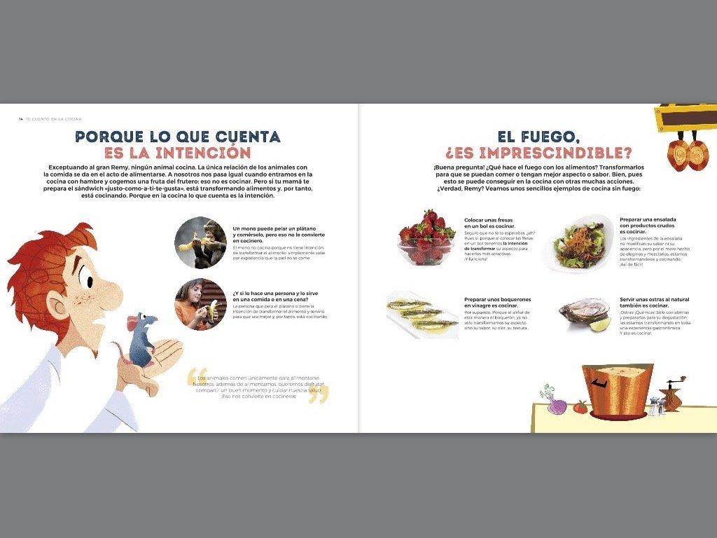 Te cuento en la cocina (Título único): Amazon.es: FERRAN ADRIÀ: Libros