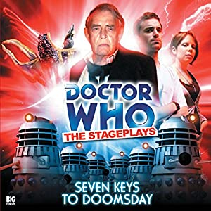 Doctor Who - Seven Keys to Doomsday Audiobook