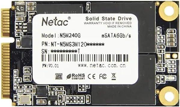 B Blesiya Disco Duro mSATA SSD Almacenar Datos,Fotos,Vedios ...