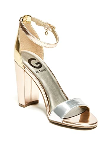 f918274dd G by GUESS Women's Shantel9 Oro/Argento/Rose Gold 7.5 M ...