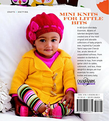 Knitting Essentials For Baby : Quick knit baby essentials sweaters toys blankets