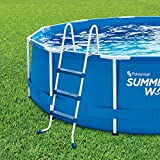 Summer Waves 36 Inch SureStep 3 Step Heavy Duty