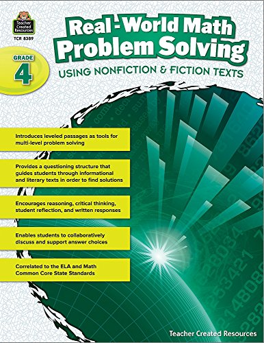 lem Solving: Using Nonfiction & Fiction Texts (Math Text)