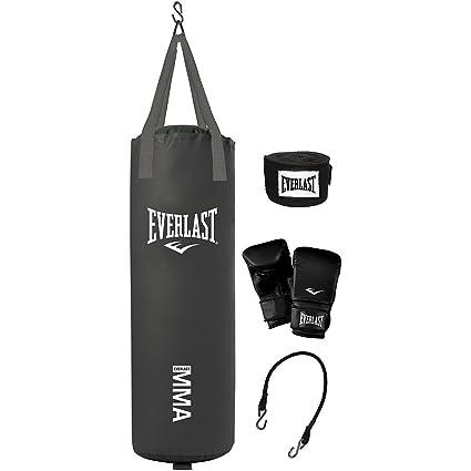 Amazon.com   Everlast 70-Pound MMA Heavy-Bag Kit   Heavy Punching ... fe5d3e3121dee