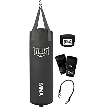 86ad34b68bc Everlast 70-Pound MMA Heavy-Bag Kit