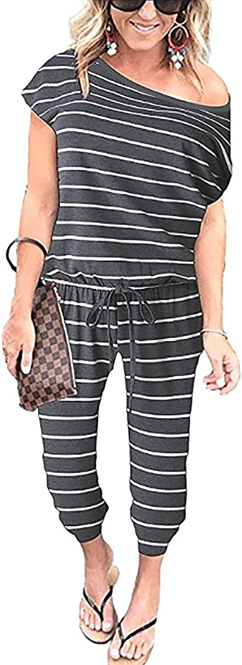 Mono de verano con bolsillos para mujer iChunhua