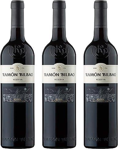 Ramón Bilbao Reserva Vinos - 1260 gr (pack de 6 botellas): Amazon ...