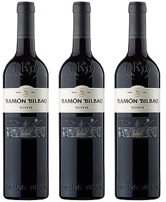 Ramón Bilbao Reserva Vinos - 1260 gr (pack de 6 botellas)