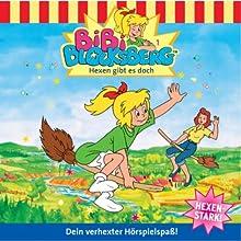 Hexen gibt es doch (Bibi Blocksberg 1) Hörspiel von Elfie Donnelly Gesprochen von: Susanna Bonaséwicz, Hallgard Bruckhaus, Ulli Herzog