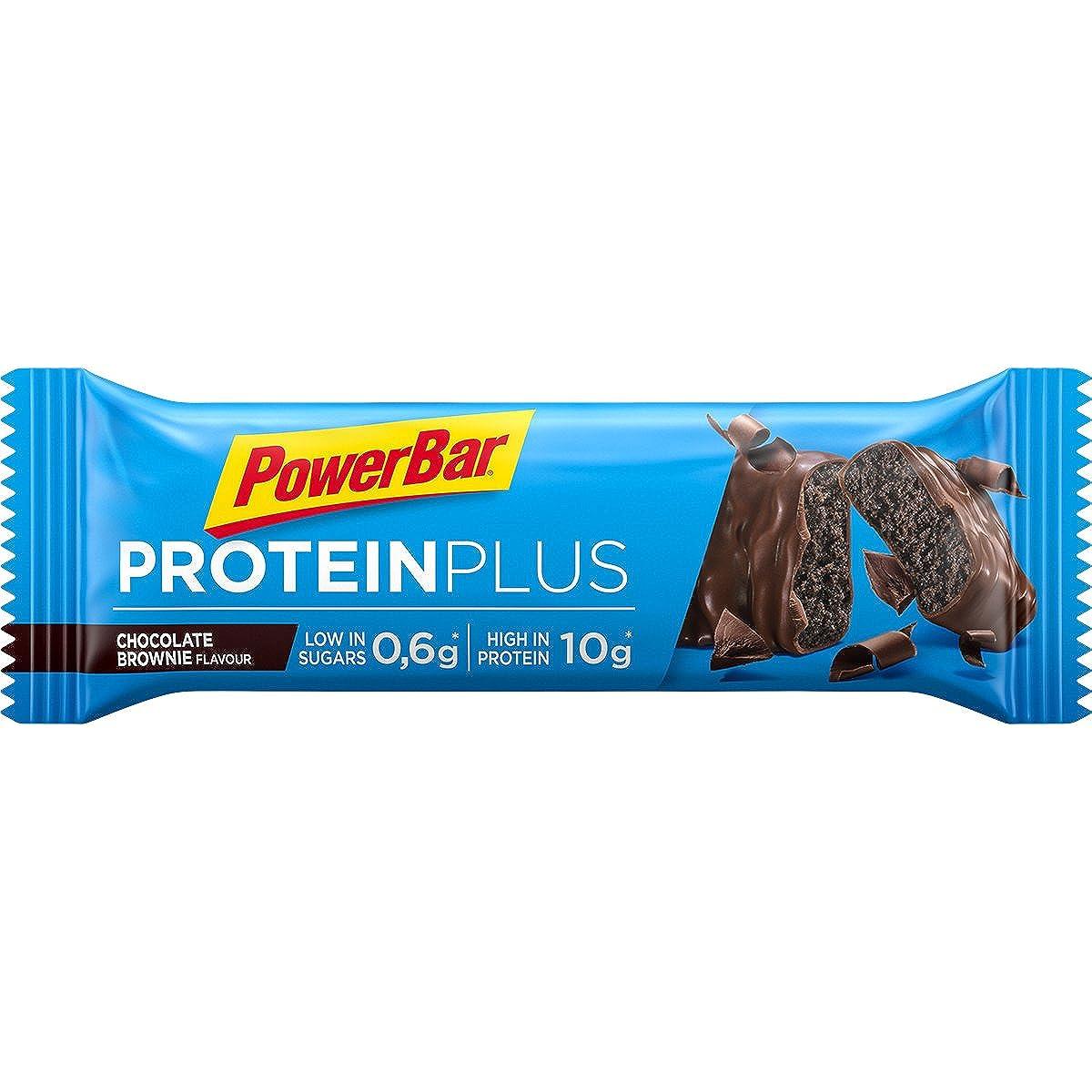 Einen guten Proteinriegel bekommen Sie bei dem Hersteller Powerbar.