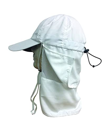 f4db2a76dc4 Amazon.com   Glacier Glove Black Rock Sun Hat with Vented Shade ...