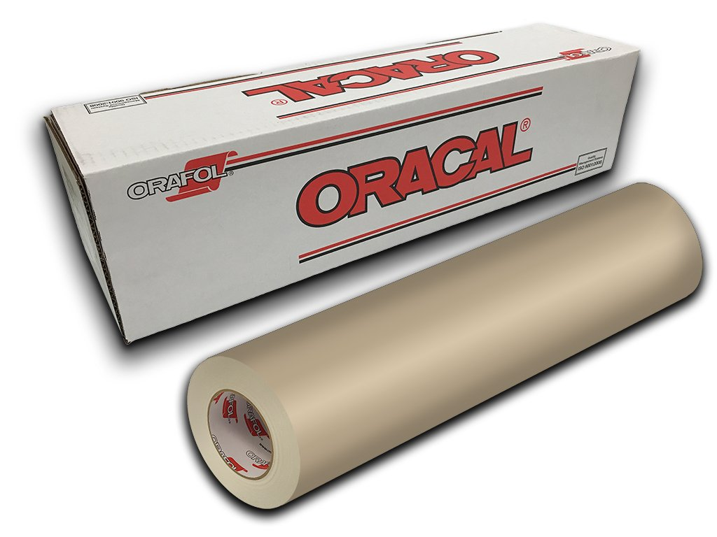 Oracal 651 - 12' x 10yd - Black Matte 070M Orafol