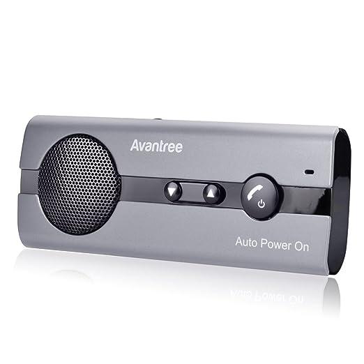 1599 opinioni per Avantree Kit Vivavoce Bluetooth per Auto 4.0 con ACCENSIONE AUTOMATICA Tramite