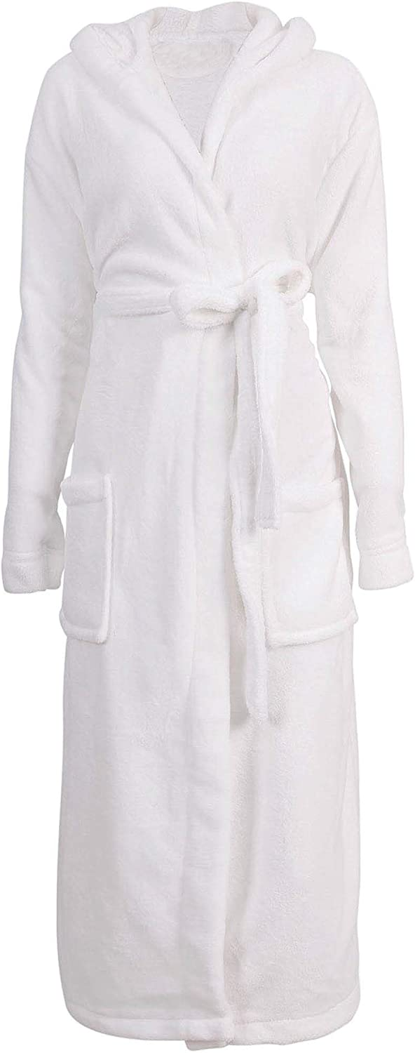 Nightwear Dressing Gown Porter and Lambert Mens /& Ladies Bathrobe 100/% Egyptian Cotton Terry Towelling Perfect for Gym Shower Spa Shawl Collar Cream, L//XL Hooded