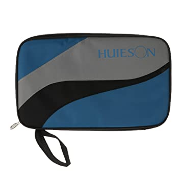 Sharplace Portable Rectangle Shape Table Tennis Racket Case Ping Pong  Paddle Bat Carry Bag Cover 3d6a3f9bea