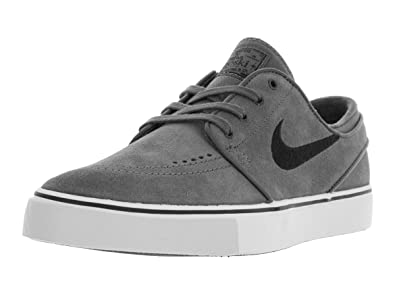 watch b4e5c 356f5 Nike Zoom Stefan Janoski - Skateboarding Trainers, Man, Color Grey (Dark  Grey/