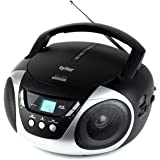 Tyler TAU101-SL Portable Sport Stereo CD Player - Single Disc