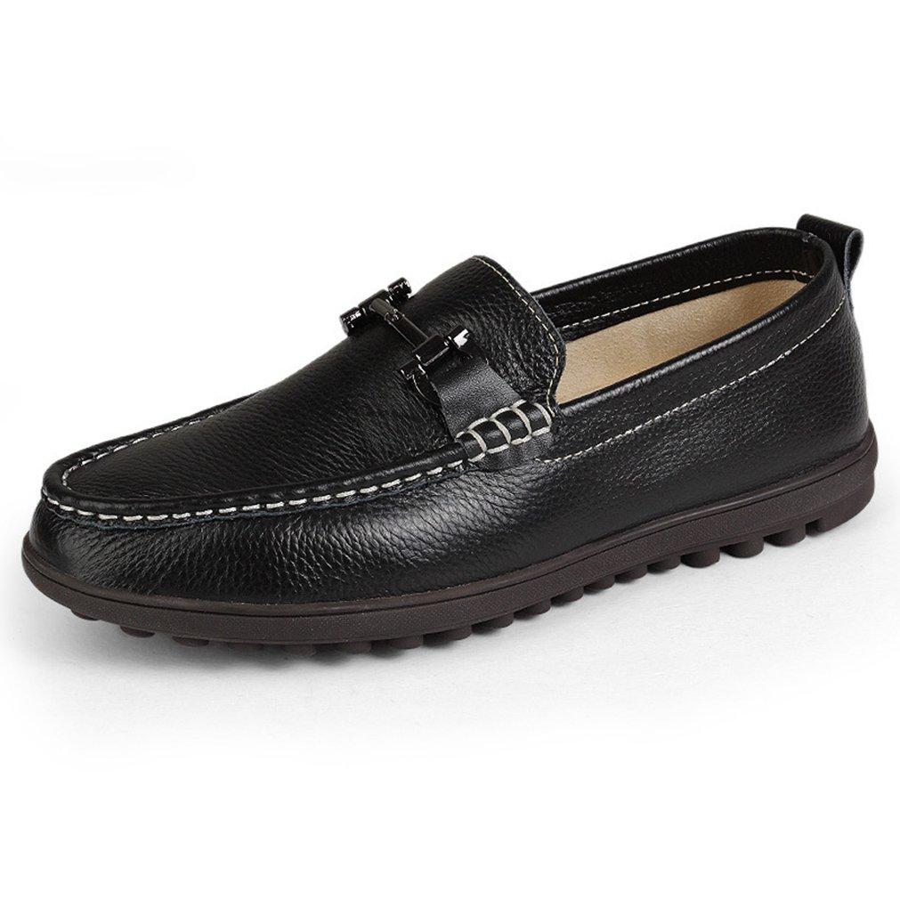 Feidaeu - Slippers Hombre 44 EU|negro Zapatos de moda en línea Obtenga el mejor descuento de venta caliente-Descuento más grande